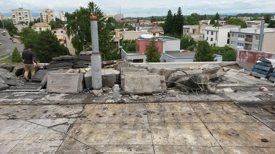 rekonštrukcia plavárne strecha 2