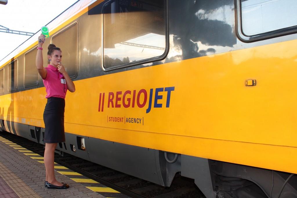 Foto RegioJet