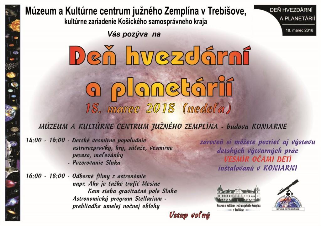 PL-Deň hvezdárni a planetárii