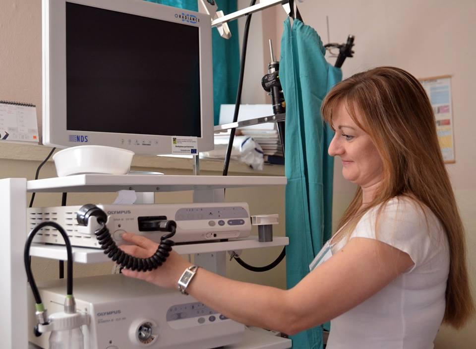 gastroenterologické pracovisko