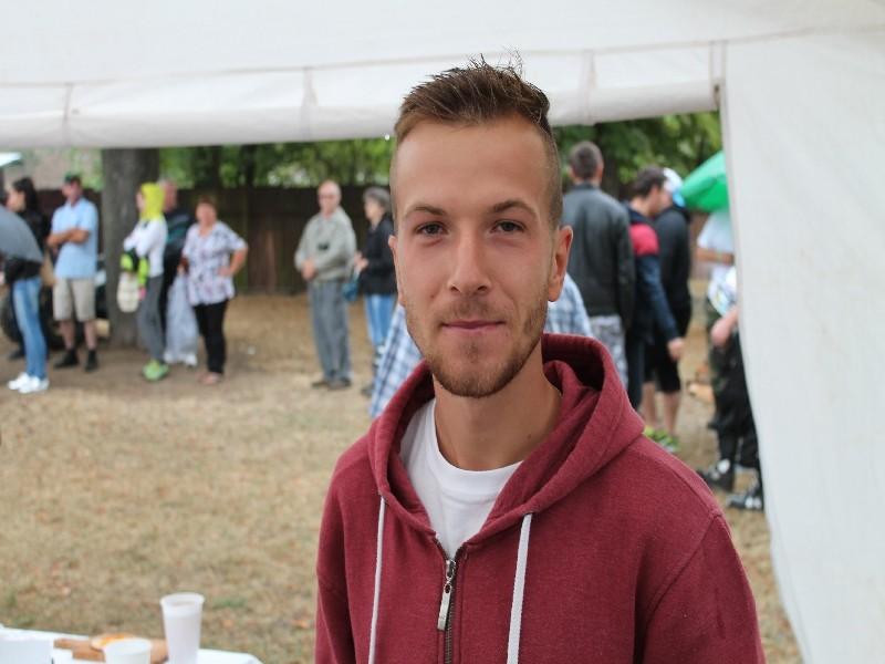 Prvý na 11 km trati - Daniel Moňak