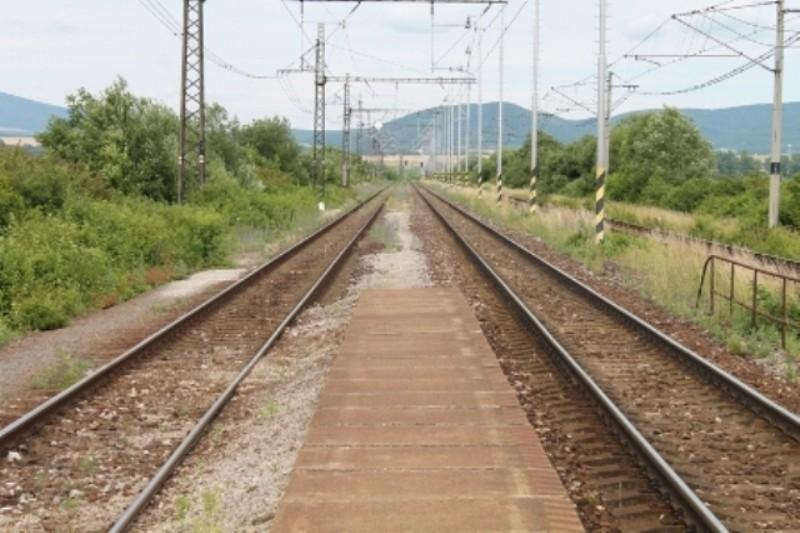 Smrť na železnici