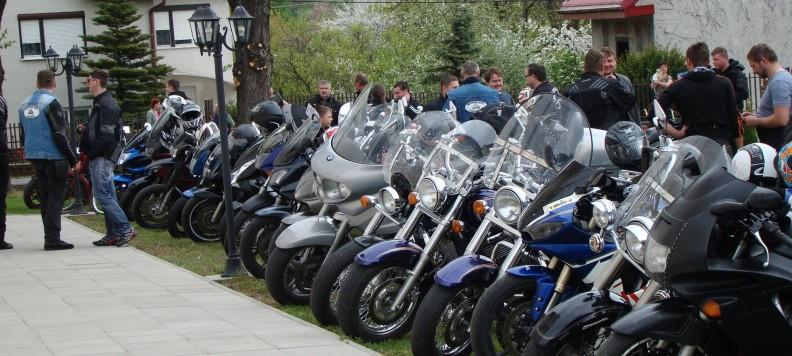 Otváranie motorkárskej sezóny