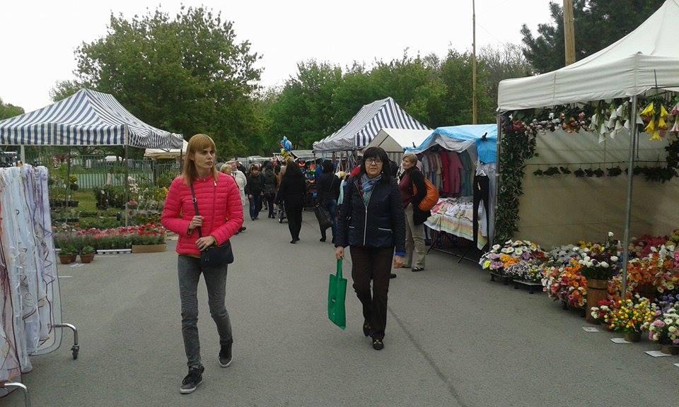 Trebišovský jarný trh 2