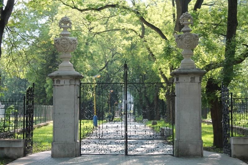 Touto bránou sa od dnes do parku nedostanete