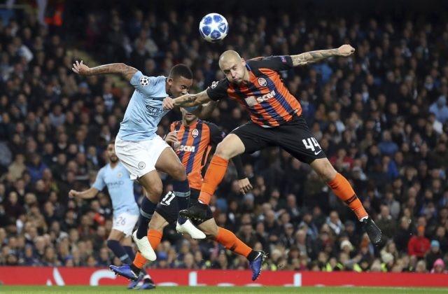 0b86d01f66e16 MANCHESTER 8. novembra (WebNoviny.sk) – Futbalový klub Manchester City si v  stredajšom zápase Ligy majstrov proti Šachtaru Doneck po výsledku ...