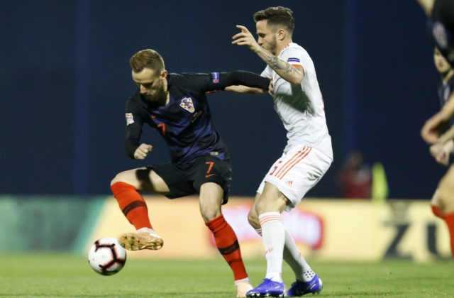 5bd7298f54 ZÁHREB 17. novembra (WebNoviny.sk) – Chorvátska futbalová reprezentácia sa bude  musieť v nedeľnom zápase Ligy národov proti Angličanom zaobísť bez Ivana ...