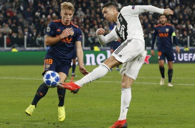 ece23a54ca699 Cristiano Ronaldo má 100 víťazstiev v Lige majstrov. TURÍN 28. novembra  (WebNoviny.sk) – Futbalisti Juventusu Turín sa doma poriadne nadreli na  víťazstvo ...