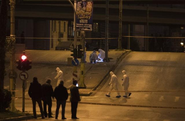 Výbuch pred budovou gréckej súkromnej televízie Skai spôsobil rozsiahle  materiálne škody. ATÉNY 17. decembra (WebNoviny.sk) – Pred budovou gréckej  súkromnej ... 59beccd2614