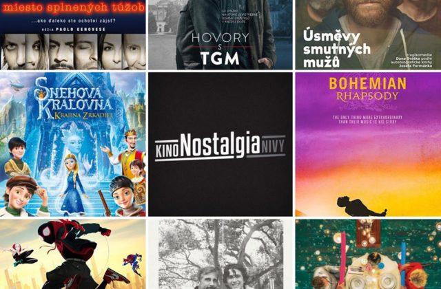 cae6402ee Pestrú ponuku viac ako dvadsiatich filmov pripravila v januári pre svojich  divákov Nostalgia, prvé digitalizované klasické kino v Bratislave, ktoré  premieta ...