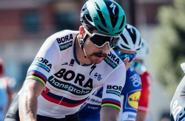 dd8f7e69c0f33 Domáci Germán Tivani sa stal víťazom sobotňajšej 6. etapy na cyklistických  pretekoch Vuelta a San Juan Internacional v Argentíne.