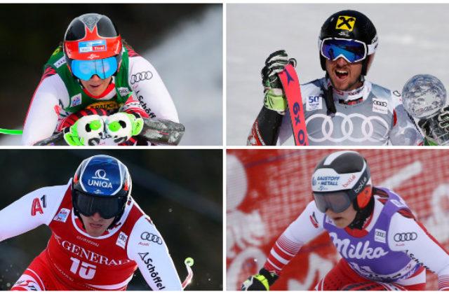 O cenné kovy v 11 súťažiach bude vo farbách alpskej lyžiarskej veľmoci  číslo 1 bojovať 12 žien a 14 mužov. AARE 4. februára (WebNoviny.sk) –  Dvadsaťšesť ... ae86bc05a7e
