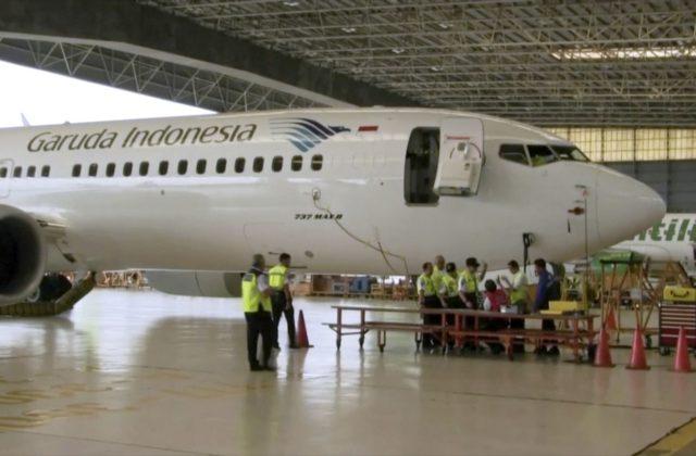 fe2ff95321140 Firma Garuda zatiaľ prevzala jeden zo strojov 737 Max 8 v rámci objednávky  50 lietadiel, ktorých katalógová cena v čase oznámenia kontraktu bola 4,9  mld.