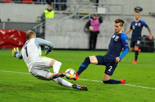 d0cdaff3f5 Žilinčan Peter Pekarík nastúpil vo štvrtok na svoj 86. reprezentačný duel.  TRNAVA 22. marca (WebNoviny.sk) – Slovenskí futbaloví reprezentanti si po  ...