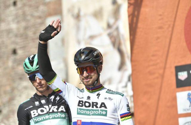6f99aedb6ea80 Okrem Sagana už len päť cyklistov vyhralo podujatie Gent – Wevelgem trikrát  a sú to samé zvučné mená – štyria Belgičania Eddy Merckx, Robert van  Eenaeme, ...