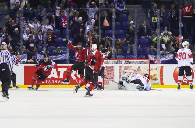 bb5fccae4c0bf MS v hokeji 2019 (štvrťfinále): Kanada – Švajčiarsko (online) · Hokej ·  Šport