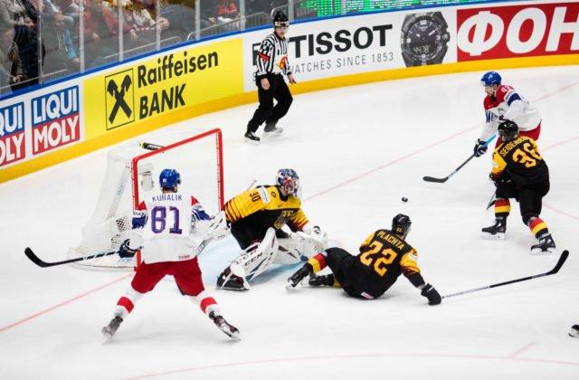 b5e8817952c3e Video: Česi môžu mať po siedmich rokoch medailu z MS v hokeji, Kubalík  opísal aj svoj gól Nemcom