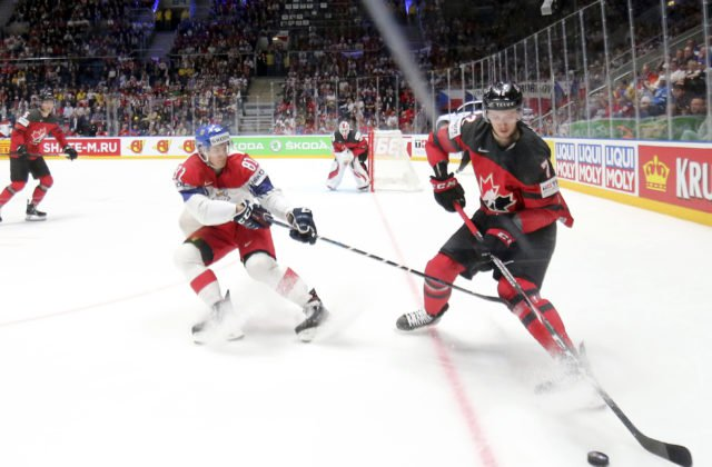 697b7c0742285 MS v hokeji 2019 (semifinále): Kanada – Česko (online) · Hokej · Šport