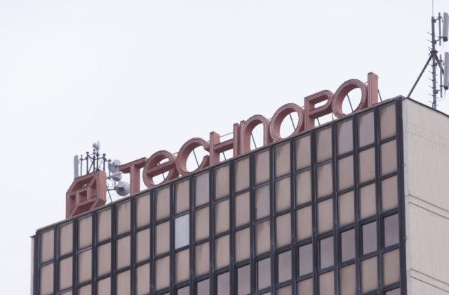 293d8a2571 Budovu Technopolu v Bratislave museli evakuovať