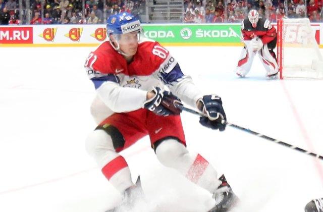 c2a6ccea49737 BRATISLAVA 29. mája (WebNoviny.sk) – Český hokejový reprezentant Dominik  Kubalík bude v nasledujúcej sezóne pôsobiť v kanadsko-americkej NHL.