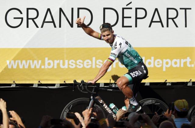 4fe60d179b793 Koľko môže zarobiť Peter Sagan na Tour de France? Organizátori majú pre  cyklistov aj špecialitu