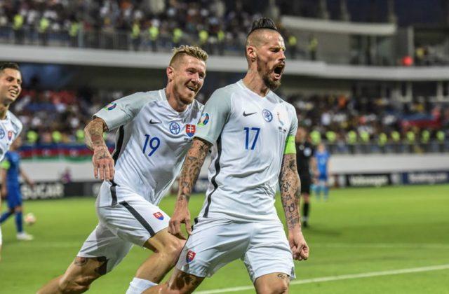 44798870a Slovensko má 1491 bodov v rebríčku FIFA, lídrom Belgicko pred Brazíliou ·  Futbal · Šport