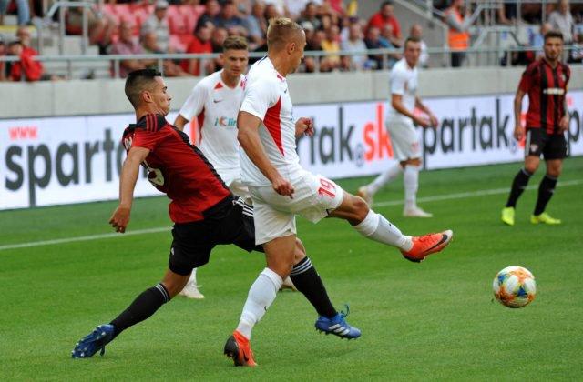 3bf1a3915 Trnava a Ružomberok získali v 1. kole Fortuna ligy tri body, triumfovala aj  Dunajská Streda · Futbal · Šport
